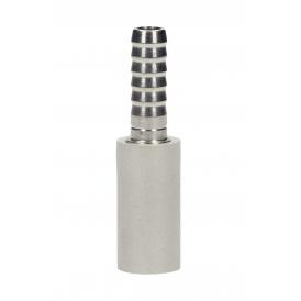Stainless steel aeration stone 5 µm for wort aerator