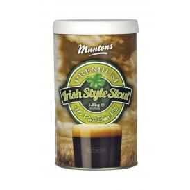 Kit de bière MUNTONS irish stout 1.5kg