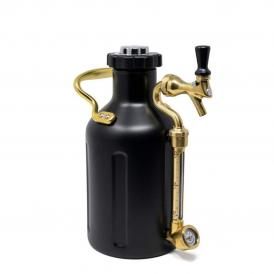 GrowlerWerks uKeg™ 64 matte black - 1.9 l