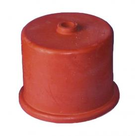 rubber cap nr 4, 40mm, with 9mm hole