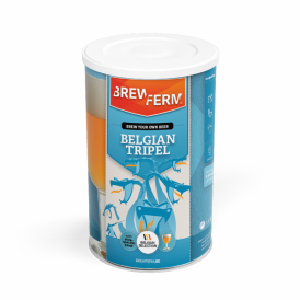 Brewferm beer kit Belgian Tripel