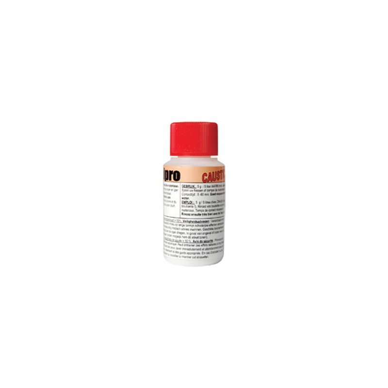 chemipro CAUSTIC Poids 80g